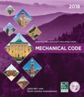 2018 NC Mechanical Code