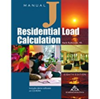 ACCA Manual J - Version 8  - Residential Load Calculation - Full Version