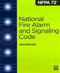 National Fire Alarm Code - NFPA 72 - 2013