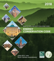 2018 NC Energy Conservation Code