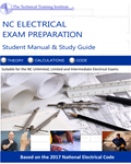 NC Electrical Exam Prep U, Ltd, Int - Student Manual & Home Study Guide