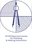 SP-PH Electrical License for Plumbing & Heating Contractors